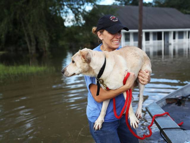 Louisiana Floods, 2016